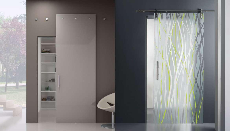 Porte A Vetro Design.Porte In Solo Vetro Design Unico Di Owl Glass